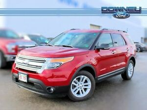 2013 Ford Explorer XLT! 4X4 SUPER LOW KMS! PWR LIFTGATE! BCKUP C