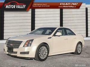 2010 Cadillac CTS 3.0L 1-Owner No Accident Mint!