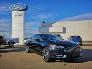 2017 Ford Fusion TITANIUM. LEATHER, NAVIGATION, ALL WHEEL DRIVE