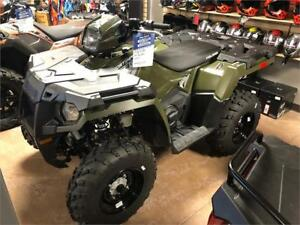 2018 POLARIS SPORTSMAN 570 ***LOOK***