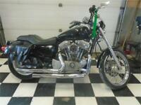 2005 Harley Davidson Sportster Being parted out! Calgary Alberta Preview