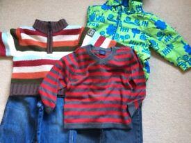 Gap / Next boys clothes bundle - age 12-18mths (5 items)