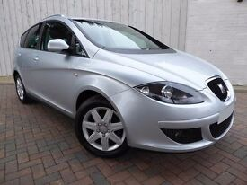 Seat Altea XL 2.0 TDI Stylance 140, Very Desirable Low Mileage Diesel Altea XL...Fabulous Family Car