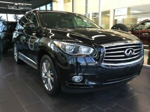 2014 Infiniti QX60 HEATED SEATS, DVD, NAVI, SUNROOF
