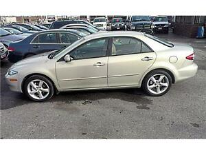 2005 Mazda Mazda6 GS  / ONLY 111kms !! Auto, 4cyl / GAS SAVER !