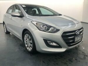 2015 Hyundai i30 GD3 SERIES II MY16 ACTIVE Grey Sports Automatic Hatchback Sunshine North Brimbank Area Preview