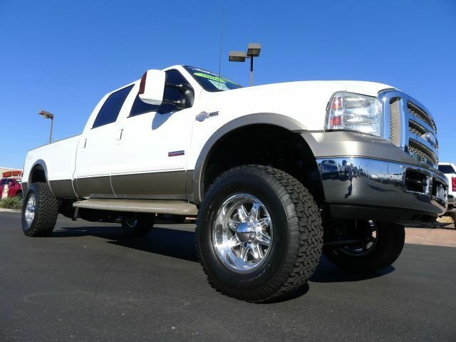 2006 ford king ranch f 350 lariat crew cab long bed diesel. Black Bedroom Furniture Sets. Home Design Ideas
