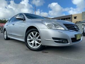 2011 Nissan Maxima J32 350 ST-S Silver Continuous Variable Sedan Edgeworth Lake Macquarie Area Preview