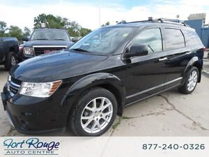 2012 Dodge Journey R/T AWD - LEATHER/BLUETOOTH/REMOTE START