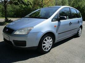 Ford Focus C-MAX C-Max LX Tdci Mpv (multi-Purpose Vehicle) DIESEL MANUAL 2006/06