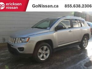 2013 Jeep Compass North: 4X4, AUTOMATIC, LOW KMS!!