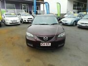 2007 Mazda 3 BK MY06 Upgrade Neo Purple 4 Speed Auto Activematic Sedan Greenslopes Brisbane South West Preview