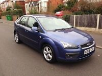 2006 FORD FOCUS ZETEC 1.6 ,MOT 13 MONTHS , FULL SERVICED DONE RECENTLY