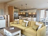 brand new 2 bed exclusive lodge Reduced for sale 20x40 double glazed central heated 12 month season