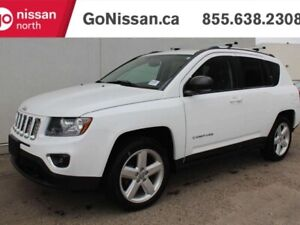 2014 Jeep Compass NORTH LEATHER SUNROOF FRONT WHEEL DRIVE HEATED