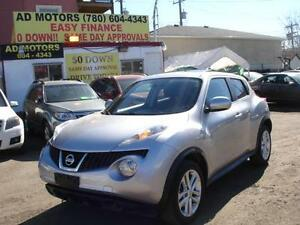 2012 NISSAN JUKE SL AUTO LOADED 40K-100% APPROVED FINANCING