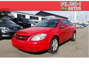 2010 Chevrolet Cobalt LT Coupe FWD **Stainless Steel Exhaust**