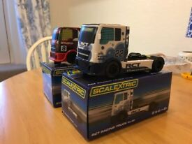 Boxed Scaletrix Lorries