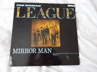 Vinyl 12in 45 Mirror Man / You Remind Me Of Gold / Instrumental – The Human League
