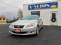 2009 Lexus IS 250 V6 RWD | HEATED SEAT | AUTO TEMP | BUSH BUTTON Kitchener / Waterloo Kitchener Area Preview