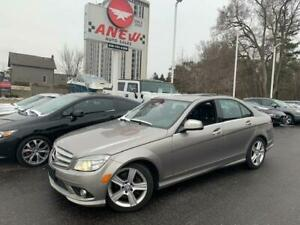 2009 Mercedes-Benz C300 4 MATIC ~ CERTIFIED ~ RUNS LIKE NEW