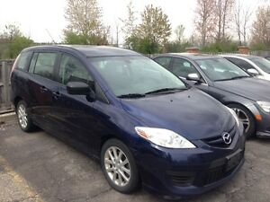 **STOP**2010 Mazda MAZDA 5**Accident Free**Fully Loaded p/option