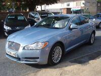 Jaguar XF 2.7 TD Luxury 4dr, 2008 model, 87K, Long MOT, FSH, Rear Parking Sensors, Clean Example