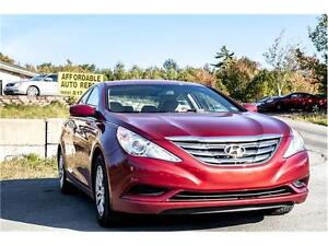 SUPERDEAL!RED 2012 SONATA WITH FACTORY WARRANTY TILL OCT 2016!!!