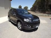 2015 Holden Captiva CG MY15 7 AWD LTZ Black 6 Speed Sports Automatic Wagon Yarrawonga Moira Area Preview