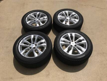 Ford Territory TS Wheels And Tyres (4)