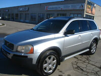 PERFECT FOR CAMPING!!! 7 PASSENGER ! 2006 VOLVO XC90