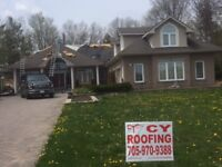 CY ROOFING -PROFESSIONAL ROOFING AT THE REASONABLE PRICE!