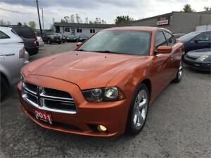 2011 DODGE CHARGER LETHER NAV SUNROOF AUTO SAFETY E-TEST