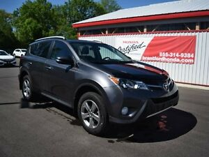 2015 Toyota Rav4 XLE 4dr Front-wheel Drive