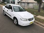NISSAN PULSAR N16 LX SEDAN - AUTO - LOW KMS - LONG REGO - ALLOYS Lidcombe Auburn Area Preview