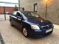 Toyota Avensis 1.8 VVT-i T3-S 5dr FULL SERVICE HISTORY *AUTOMATIC*