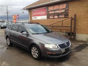 2007 Volkswagen Passat Wagon****FULLY LOADED***ONLY 115KMS London Ontario image 1
