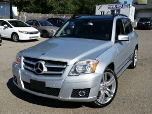 2010 Mercedes-Benz GLK WITH NAVI!! ONE OWNER AMAZING!!! REDUCED!