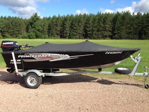 14' Princecraft Like New