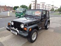 1997 R JEEP WRANGLER 2.5 SPORT GOOD AND BAD CREDIT CAR FINANCE AVAILABLE