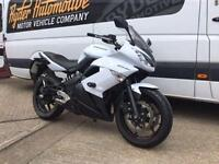 2011 - KAWASAKI ER6F, EXCELLENT CONDITION, £4,000 OR FLEXIBLE FINANCE TO SUIT