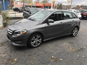 2015 Mercedes-Benz B-Class B 250 Sports Tourer 1OWNER ALLOPTIONS