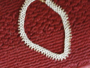 NEW beaded necklace Peterborough Peterborough Area image 1