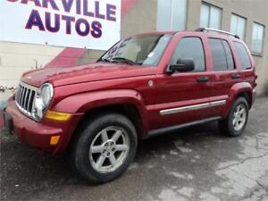 2006 Jeep Liberty Limited 4X4 AUTOMATIC 3.7L AS IS