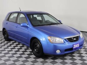 2005 Kia Spectra5 w/ 4dr FWD 5dr HB