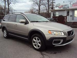 2008 Volvo XC70 3.2 LEATHER HEATED SEATS TOW PKG BLUETOOTH