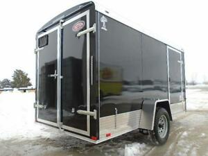6X12 SCREWLESS CARGO TRAILER - BUILT TO LAST, PRICED TO SELL!! London Ontario image 3