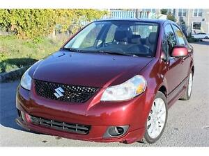 2008 Suzuki SX4 Sdn Sport,AUTOMATIC,NO ACCIDENTS