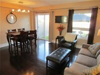 Upgraded Bowmanville Townhouse Rental