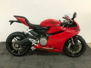 2016 Ducati 959 Panigale (red) Jamisontown Penrith Area Preview